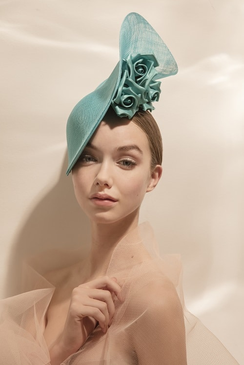 Diseño de sombreros – Philip Treacy Collection – SS19