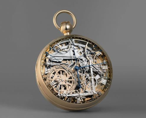 Breguet Grande Complication Marie-Antoinette | Reloj de bolsillo excepcional