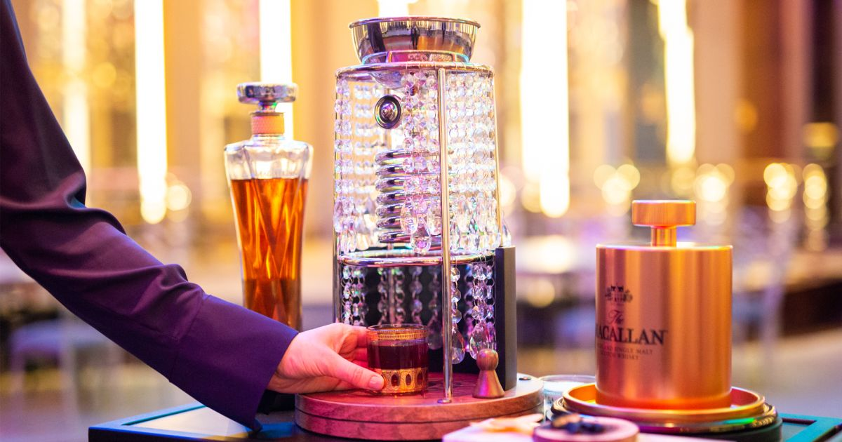 "The Macallan, ""The World's Best Scotch Experiences"""