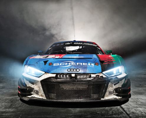 Anatomy of a winner: How the Audi R8 LMS scored victory in the 24 Hours of Nürburgring