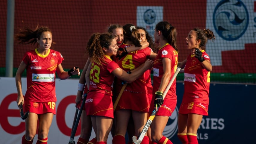 Las Red Sticks juegan el Europeo con seis jugadoras del Club