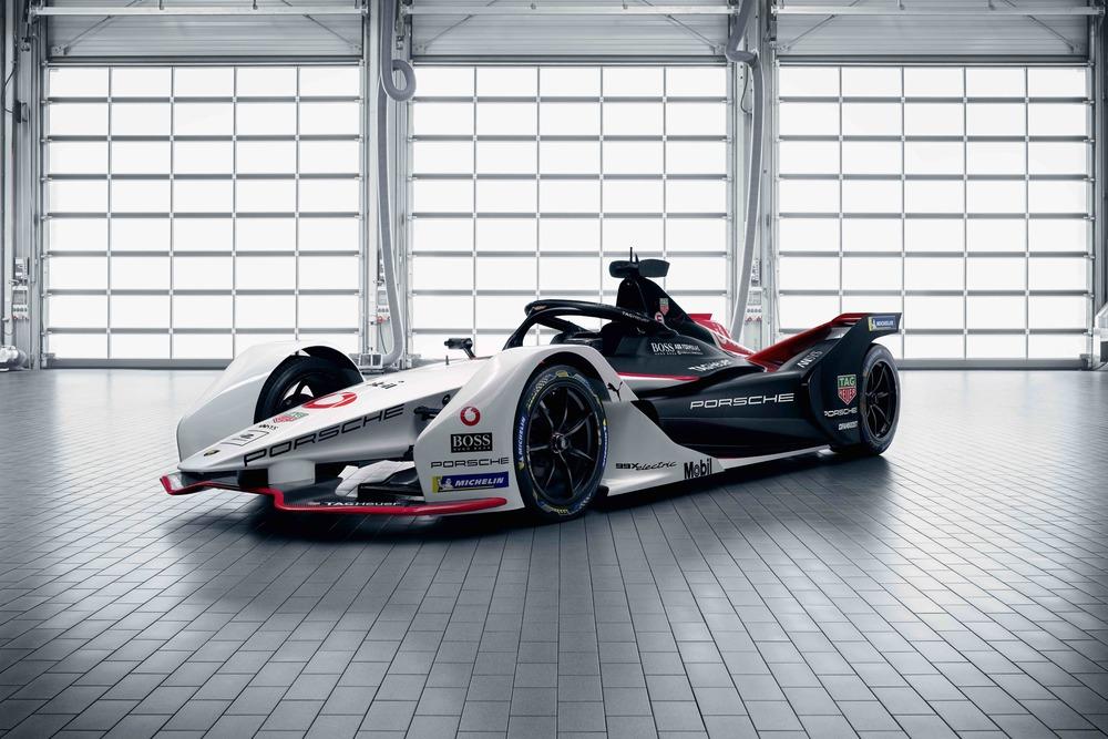 El Porsche 99X Electric entra en su primera temporada de Fórmula E