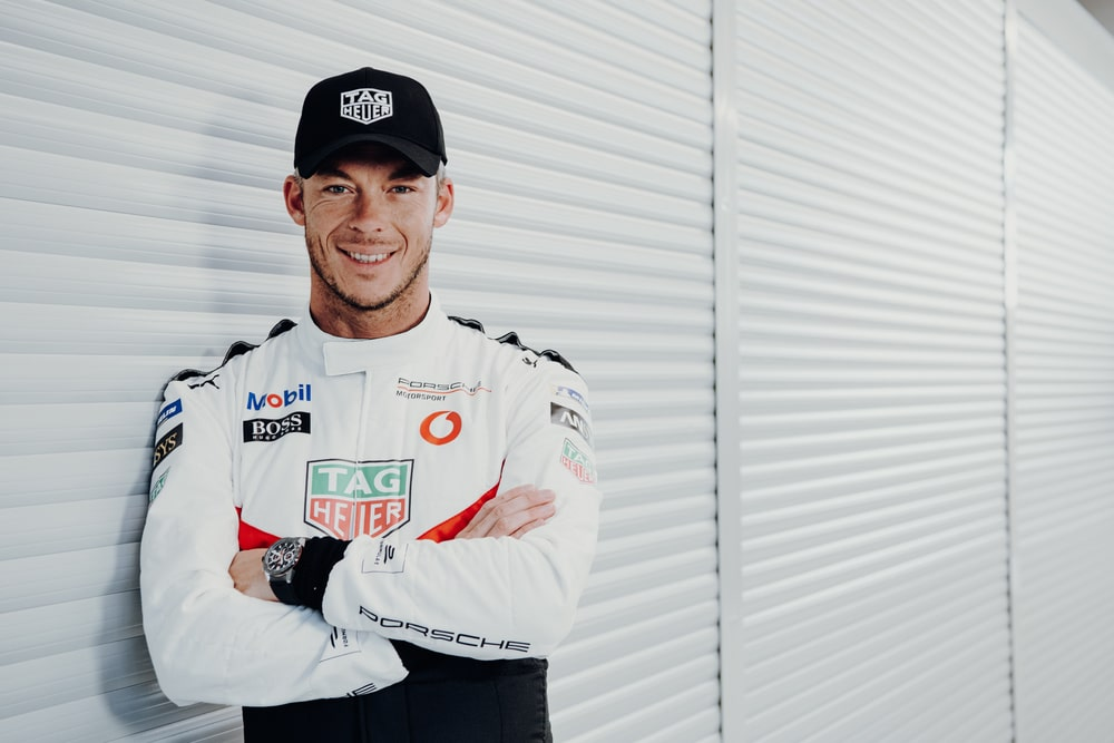 André Lotterer (test, development and race driver)