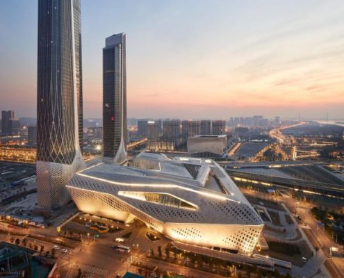 The Jumeirah Nanjing Hotel – Inside One Of Zaha Hadid's Final Projects