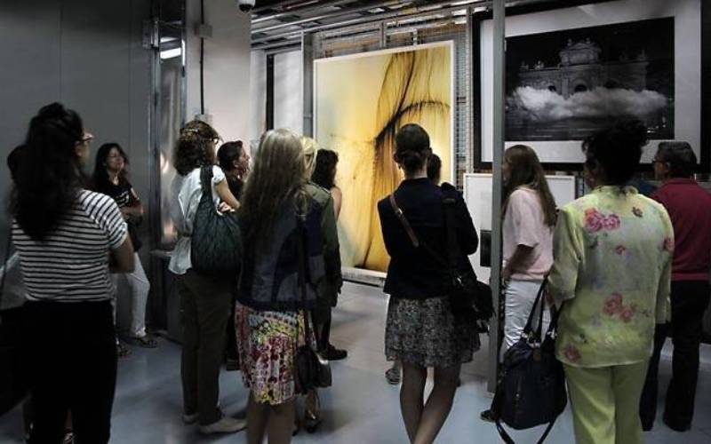 Apertura Madrid Gallery Weekend 2019
