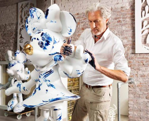 One Minute Mickey & Minnie - Marcel Wanders
