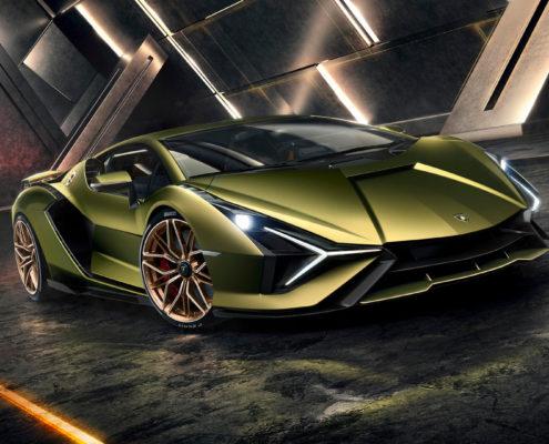 Lamborghini - Sián FKP 37