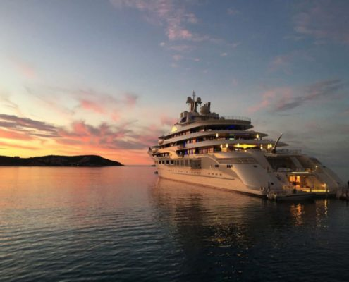 Pure Symbols Of Sophistication: Here Are The Most Unique Superyachts