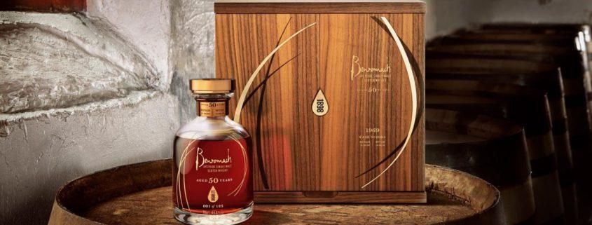 BENROMACH Whisky de 50 AÑOS