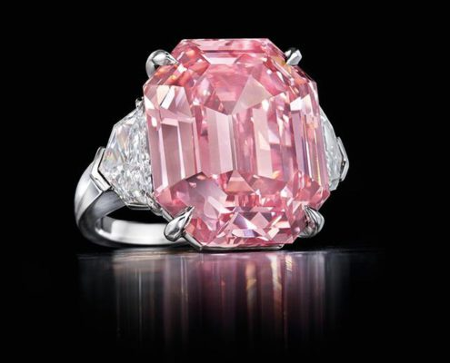 Christie's- The Pink Legacy Diamond