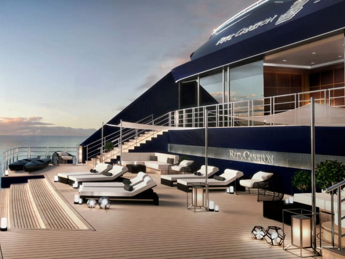 THE RITZ-CARLTON YACHT COLLECTION LUXURY CRUISES