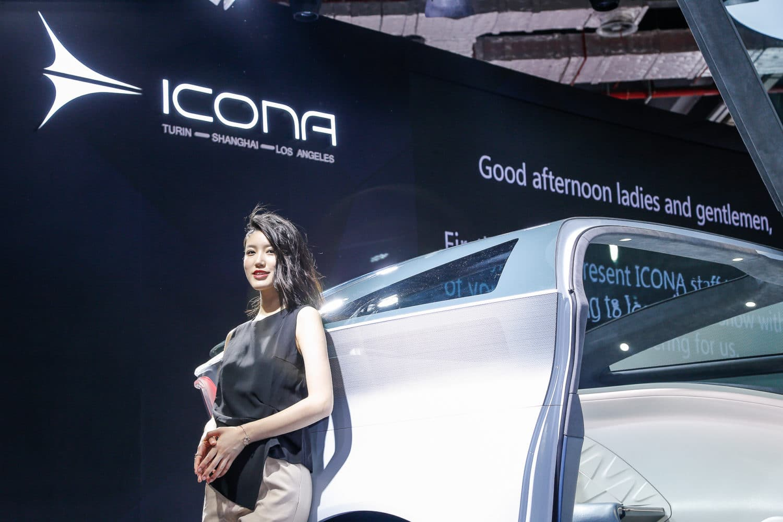ICONA AUTO SHANGHAI 2019