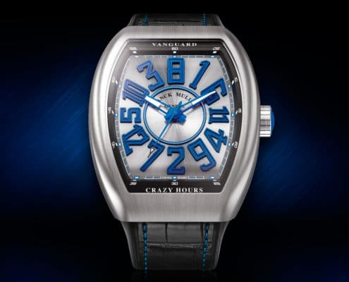 FRANCK MULLER – VANGUARD CRAZY HOURS™