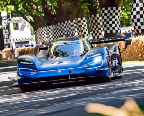 Six motorsport highlights from another incredible year at Goodwood
