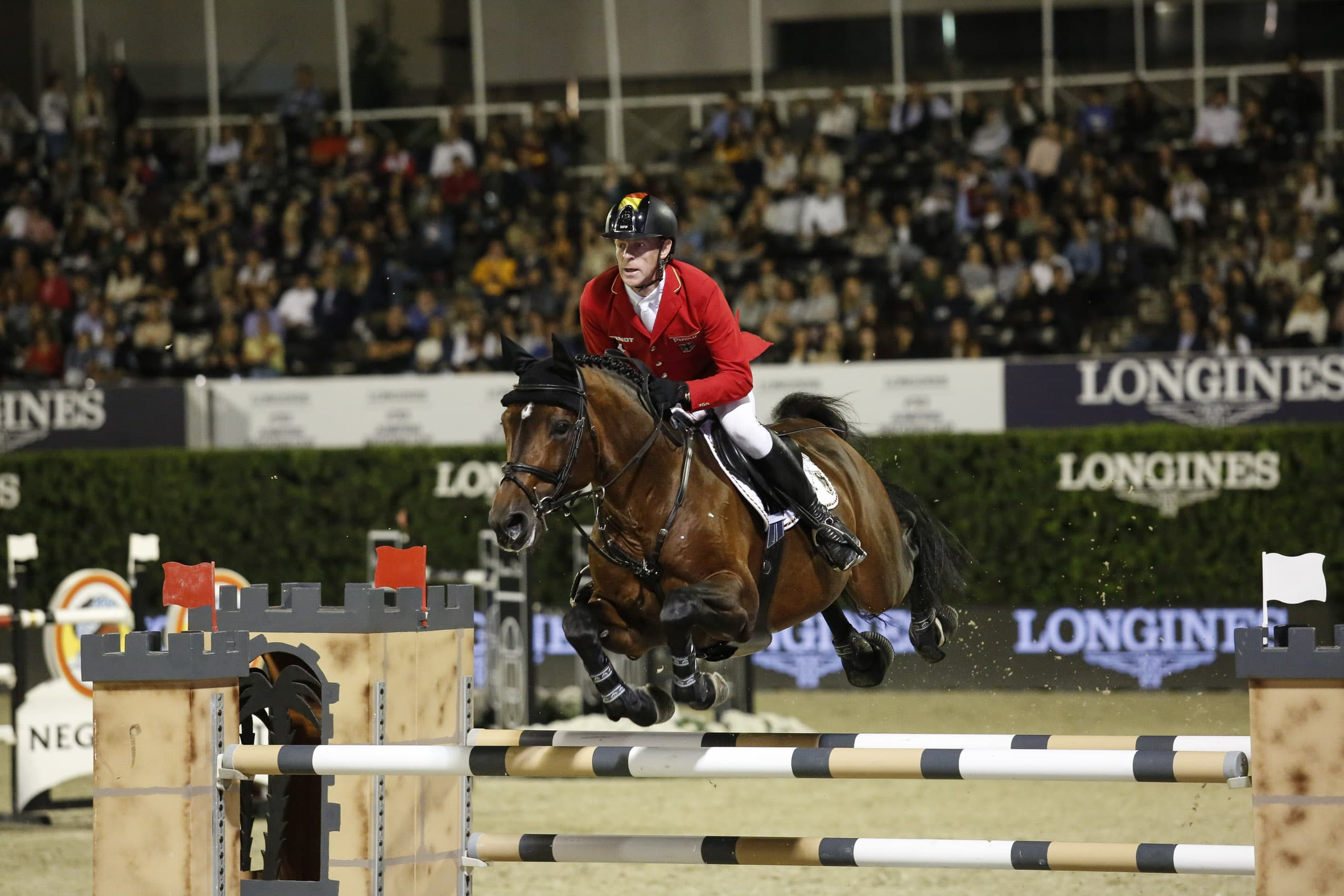 CSIO BARCELONA 108 – Longines FEI Jumping Nations Cup Final