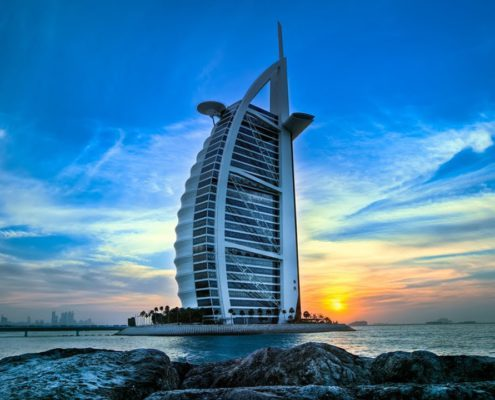 Burj Al Arab – A global icon of Arab luxury in the Arab Emirates