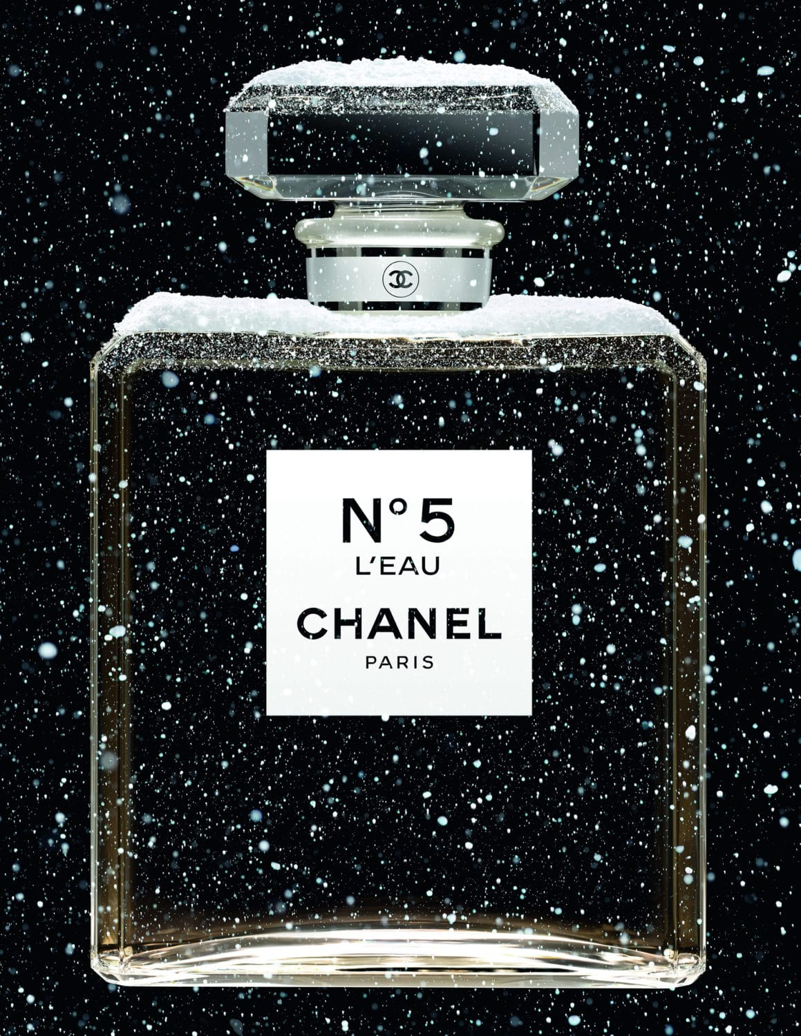 Chanel No 5 L'Eau con Lily-Rose Depp