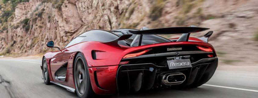 Koenigsegg Regera establece un nuevo récord mundial de 0-400-0 km / h