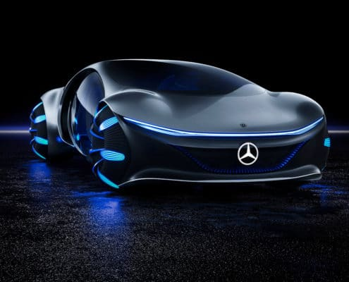 Inspired by the future: The VISION AVTR