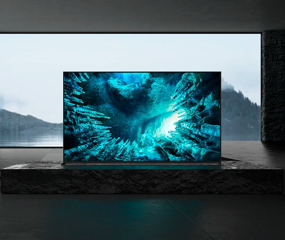 Sony Introduces New 8K Full Array LED, 4K OLED, and 4K Full Array LED TVs with Superior Image and Sound Quality