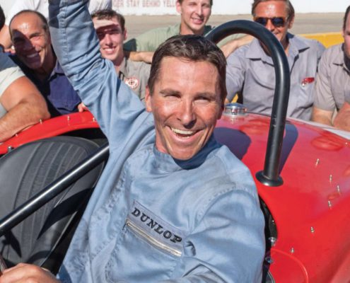 Goodwood – Pistons at dawn, For motorsport fans, the new Hollywood film about the lead-up to 1966's 24 Hours of Le Mans