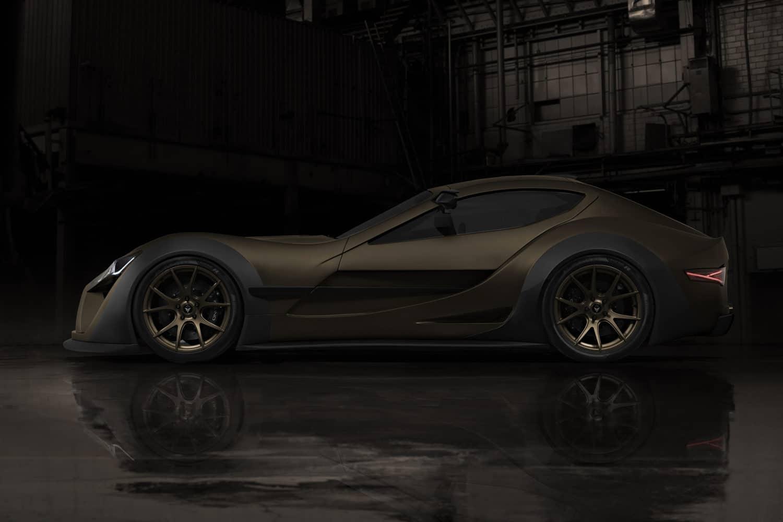 FELINO a great luxury supercar