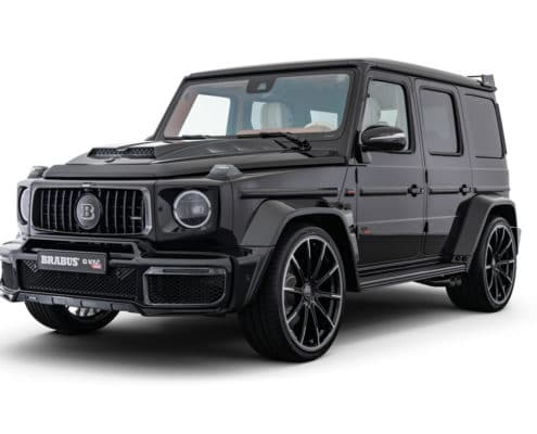 BRABUS G V12 900 – LIMITED EDITION