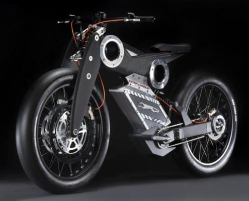 MOTO PARILLA ULTRA CARBON E-BIKE