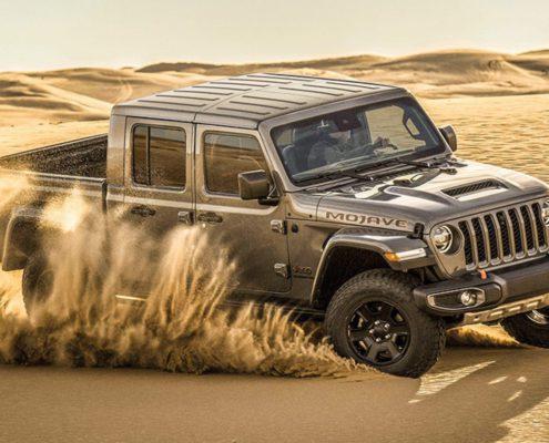2020 Jeep® Gladiator Mojave – Desert Rated Midsize Truck