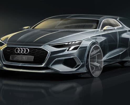 """Tour the design laboratory of Audi online with """"Insight Audi Design"""""""