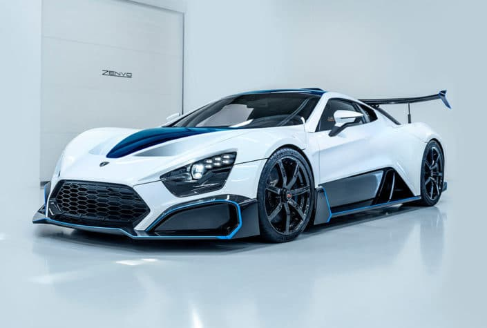 ZENVO REVEALS LATEST COMMISSION TSR-S HYPERCAR