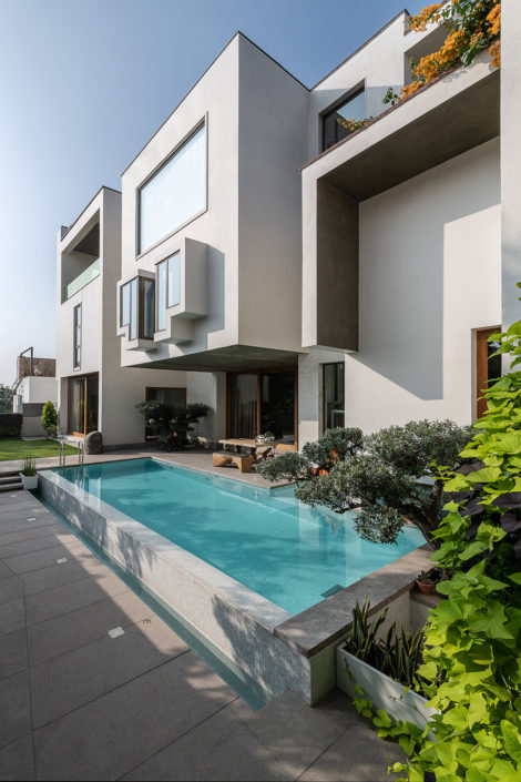 Private luxury home