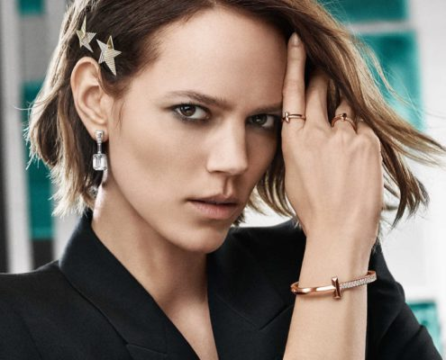 Tiffany & Co. introduces new Tiffany T1 collection