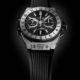 Hublot Big Bang E, a smart watch with Wear OS built in titanium or ceramic
