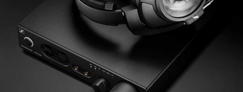 Sennheiser HD 820 & HDV 820 A legendary combination