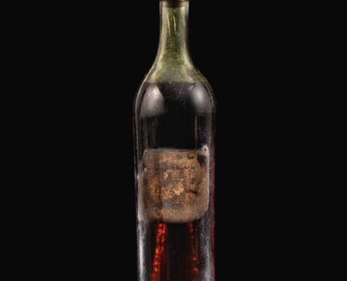 Sotheby's - Gautier Cognac 1762 Set a New Record for the Most Expensive Cognac Sold at Auction