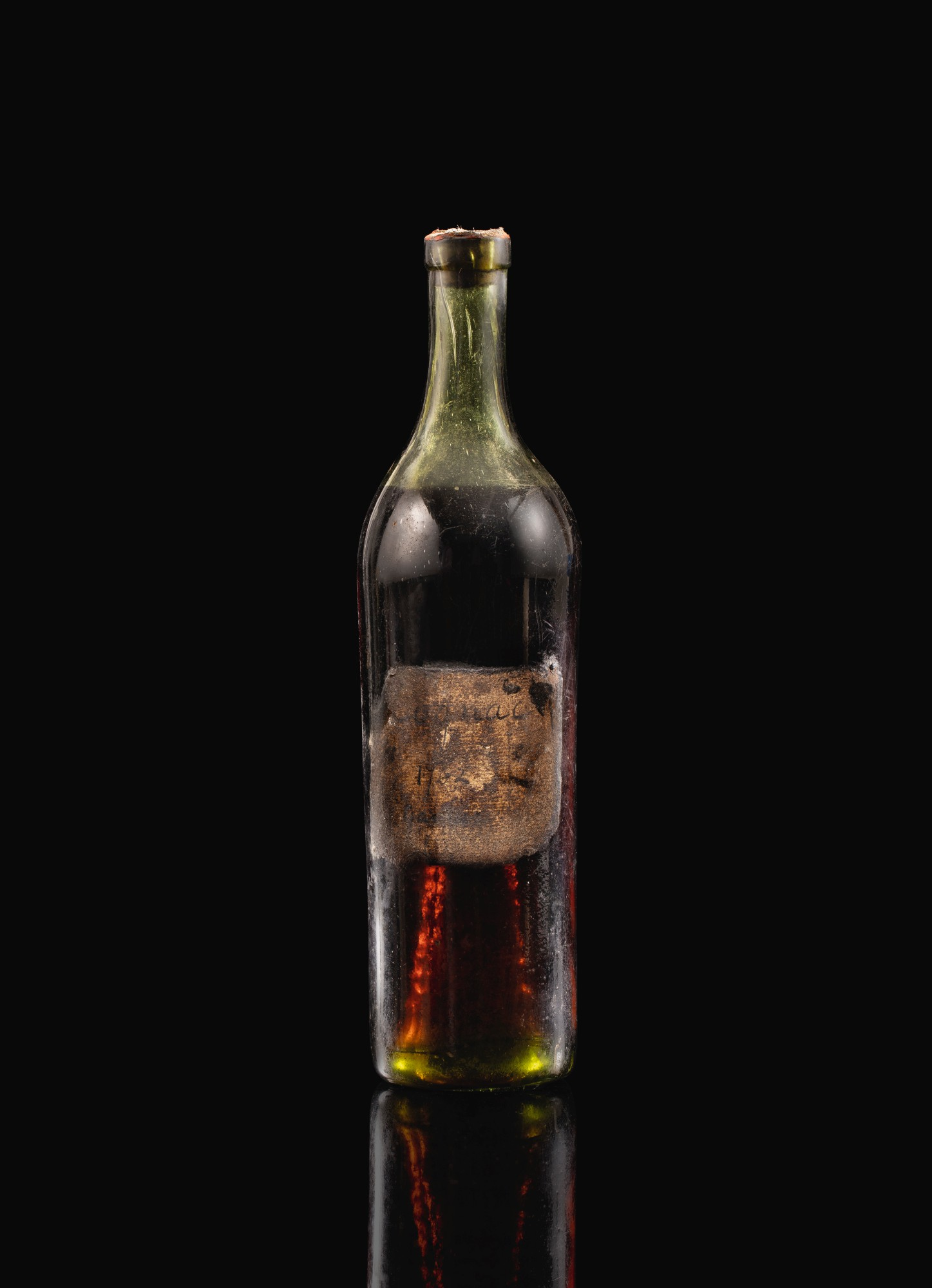Sotheby's – Gautier Cognac 1762 Set a New Record for the Most Expensive Cognac Sold at Auction