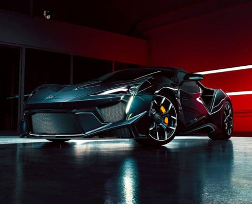 WMOTORS - Luxury hypercars