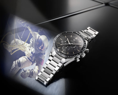 Speedmaster Moonwatch 321 stainless steel, the latest from Omega