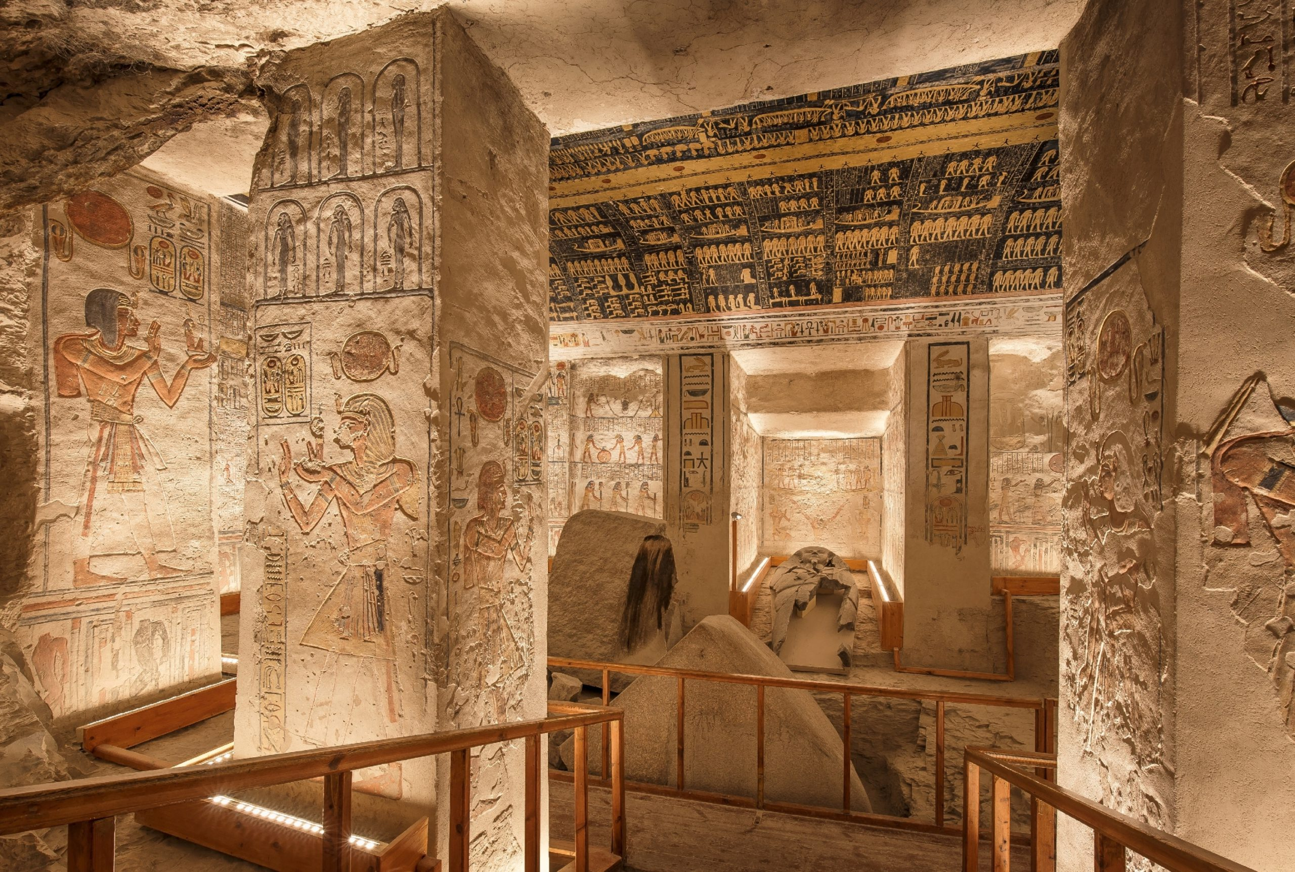 This Virtual Tour Takes You Inside an Ancient Egyptian Pharaoh's Tomb