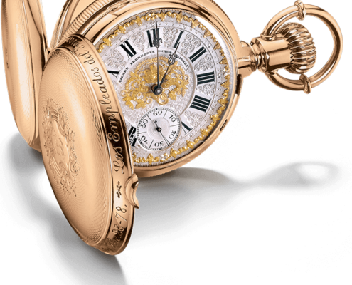 GIRARD-PERREGAUX HERITAGE & DUTY – For over 229 years a high-end Swiss watch Manufacture