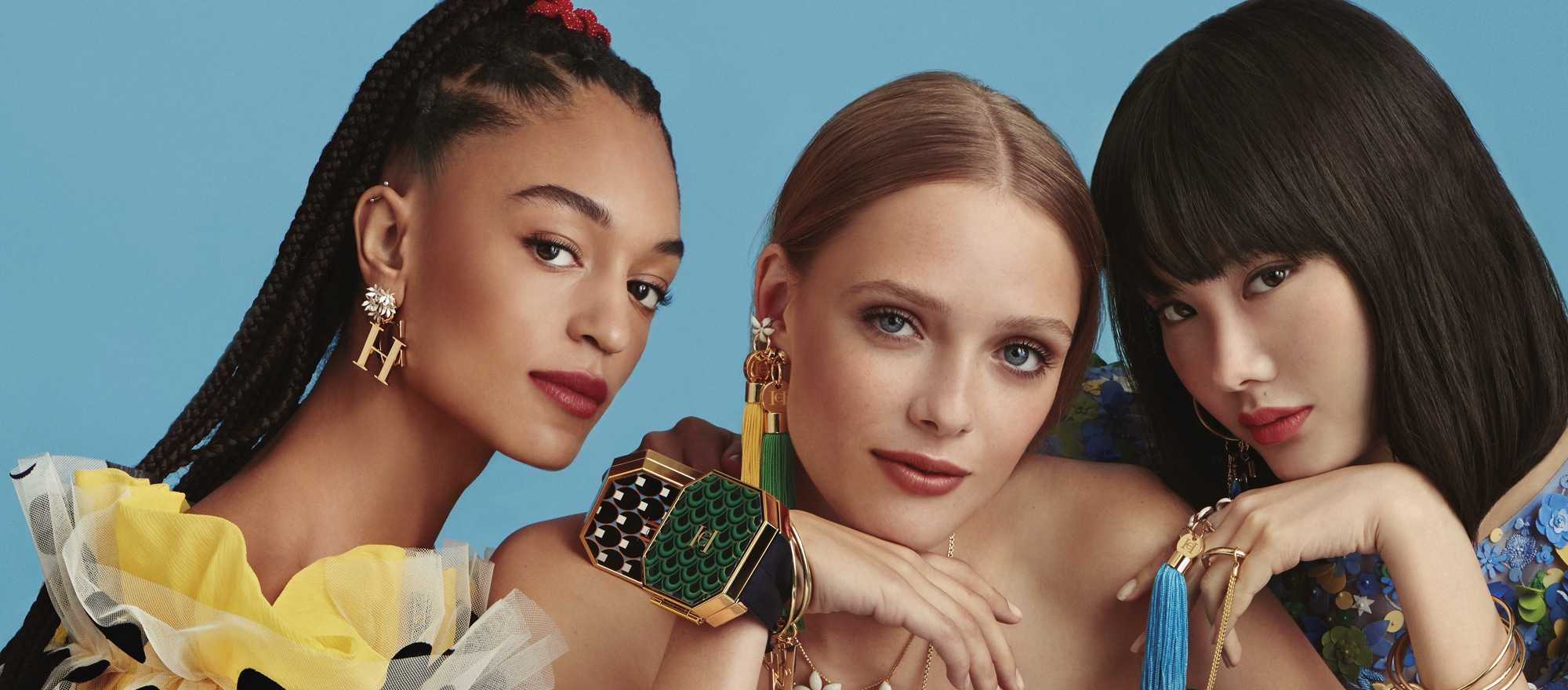 Carolina Herrera - Make Up Products So Pretty They Double as Accessories?