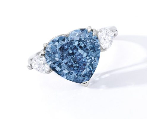 Sotheby's Hong Kong Magnificent Jewels Sale Totals US$56,473,108
