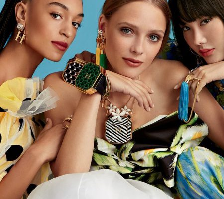 Carolina Herrera – Make Up Products So Pretty They Double as Accessories?