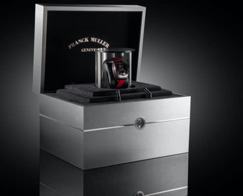 FRANCK MULLER – First Automated Watch Box