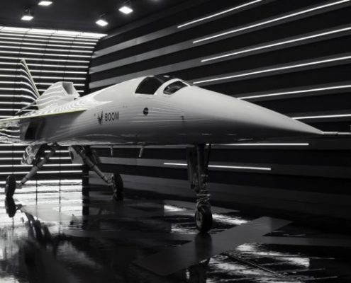 Boom Makes History with Supersonic XB-1 Rollout