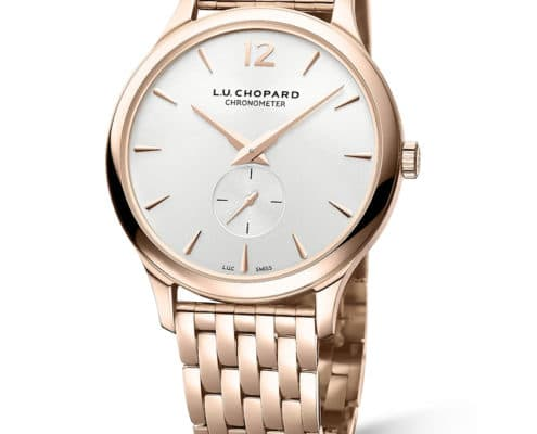 CHOPARD -The timeless watch of the contemporary gentleman – L.U.C XPS