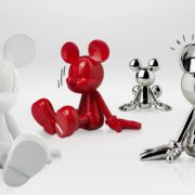 Leblon Delienne and Marcel Wanders studio launch Sitting Mickey an icon reimagined