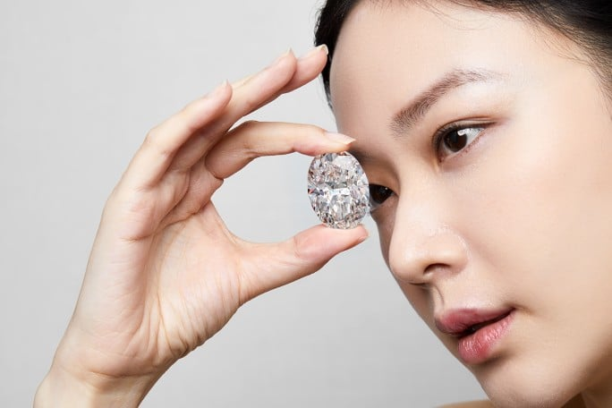 Sotheby's Hong Kong – 102 Carat D-Flawless Diamond Fetches $15.6 Million In Landmark Auction