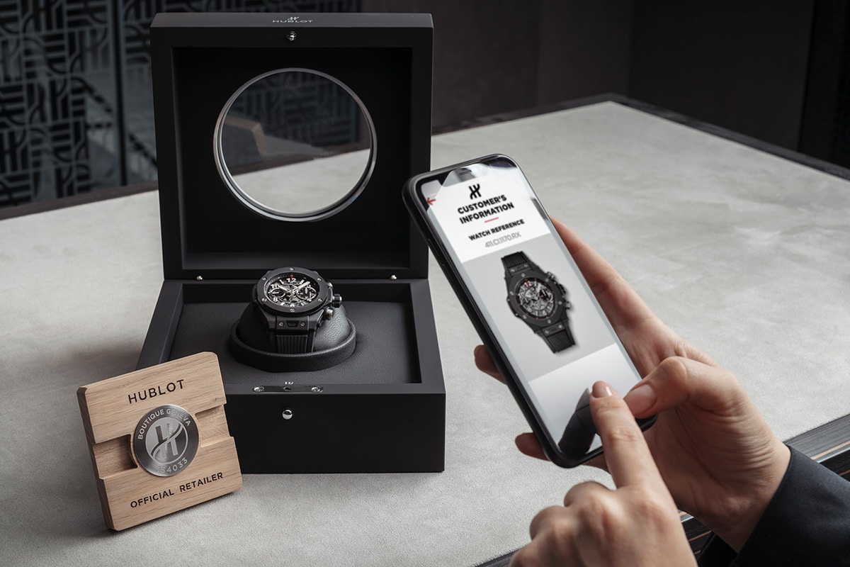 HOW EACH WATCH BECOMES ITS OWN CERTIFICATE